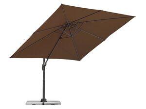 Schneider Ampelschirm »Valencia«, 250 cm Spannweite, UV-Schutz 80+, inklusive Schutzhülle
