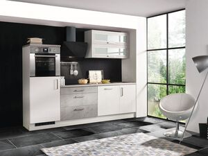 respekta Premium Küchenblock Beton Optik