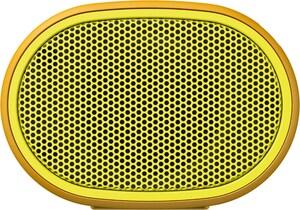 SRS-XB01 Multimedia-Lautsprecher gelb