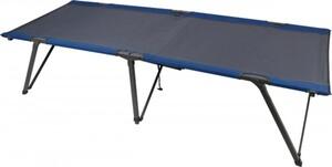 TrendLine Campingliege schwarz-blau