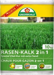 ASB Greenworld Premium RASEN-KALK 2in1