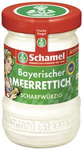 Schamel Bayerischer Meerrettich scharfwürzig groß 145 g