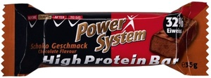 Power System High Protein Bar Schoko Geschmack 32% Eiweiss 35 g