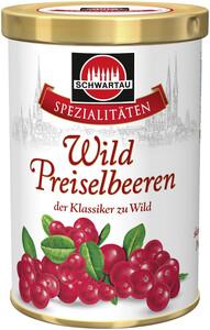 Schwartau Spezialitäten Wild-Preiselbeeren 330 g