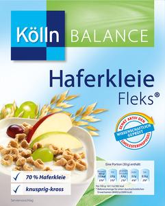 Kölln Balance Haferkleie Fleks 250 g