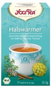 Yogi Tea Bio Halswärmertee 17x 1,9 g