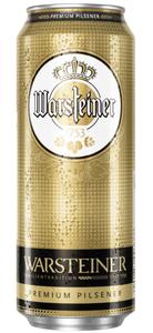 Warsteiner Premium Pilsener Dose 0,5 ltr