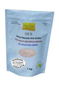 NaturGut Reines Natursalz ohne Zusätze 1 kg