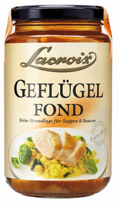 Lacroix Geflügelfond 400 ml