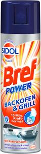 Sidol  Bref Backofen+Grill Reiniger 0,5 ltr