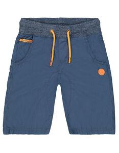 Jungen Shorts mit Kontrastanteilen