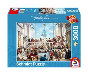 Schmidt Spiele Puzzle »So vergeht der Ruhm der Welt«