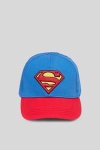 C&A Superman-Baby-Mütze, Rot, Größe: 86 cm