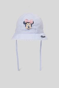 Minnie Maus - Baby-Mütze - gestreift