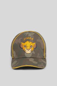 C&A König der Löwen-Baby-Mütze, Grün, Größe: 86 cm