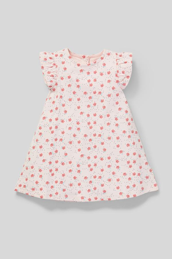 C&A Baby-Kleid-Bio-Baumwolle, Rosa, Größe: 92 von C&A ansehen!