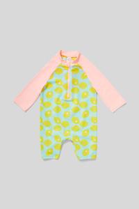 C&A Baby-Badeanzug, Grün, Größe: 110
