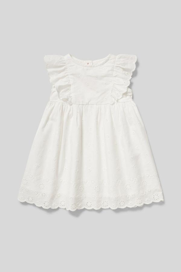 C&A Baby-Kleid, Weiß, Größe: 98 von C&A ansehen!