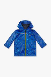 C&A Baby-Regenjacke, Blau, Größe: 86