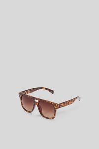 C&A Sonnenbrille, Braun, Größe: 1 size