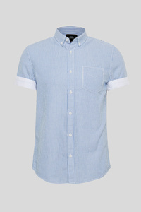 Hemd - Regular Fit - Button-down - gestreift