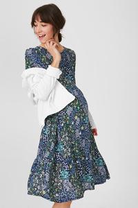 C&A Umstandskleid, Blau, Größe: 48