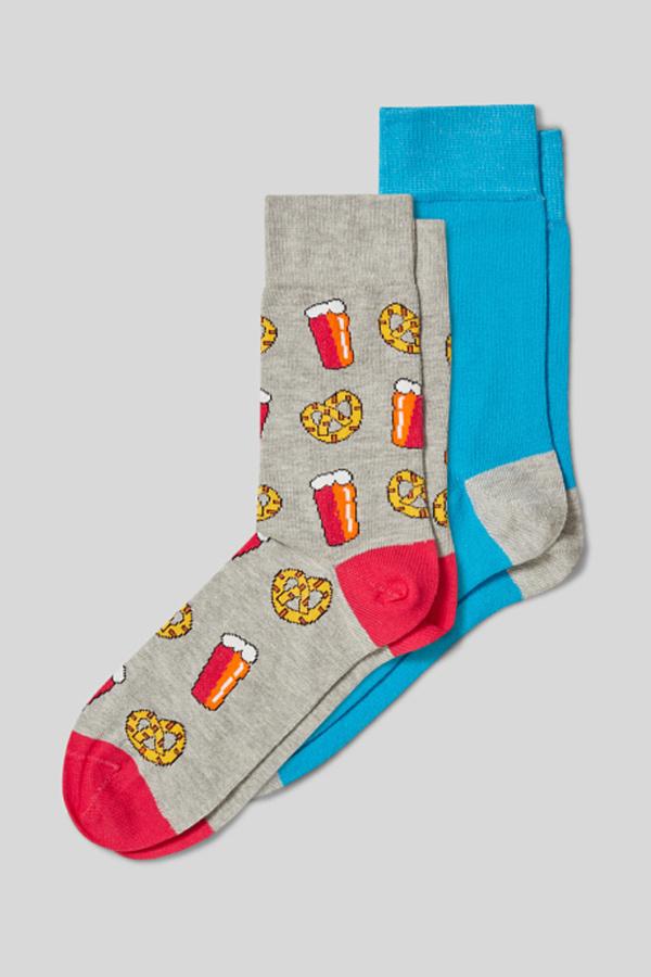 C&A Socken-2 Paar, Blau, Größe: 43-46 von C&A für 1,50 ...