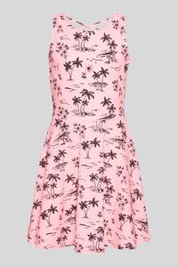 C&A Kleid-Bio-Baumwolle, Rosa, Größe: 170