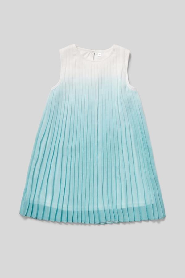 C&A Kleid, Weiß, Größe: 134