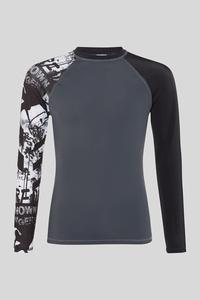 C&A UV-Shirt, Grau, Größe: 158/164