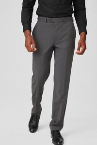 C&A Baukasten-Hose-Tailored Fit, Grau, Größe: 56