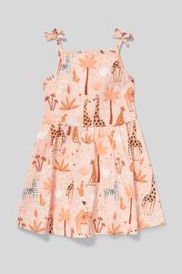 C&A Kleid-Bio-Baumwolle, Rosa, Größe: 140