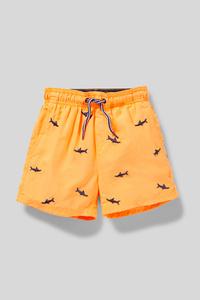 C&A Badeshorts, Orange, Größe: 110/116