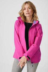 C&A Regenjacke, Pink, Größe: 44