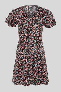 C&A Kleid, Schwarz, Größe: 158