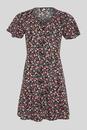 Bild 2 von C&A Kleid, Schwarz, Größe: 158