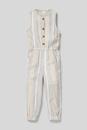 Bild 1 von C&A Jumpsuit-gestreift, Weiß, Größe: 104