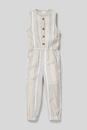 Bild 2 von C&A Jumpsuit-gestreift, Weiß, Größe: 104