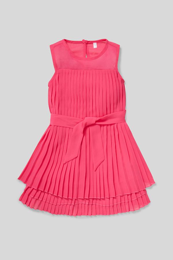 C&A Kleid, Pink, Größe: 98