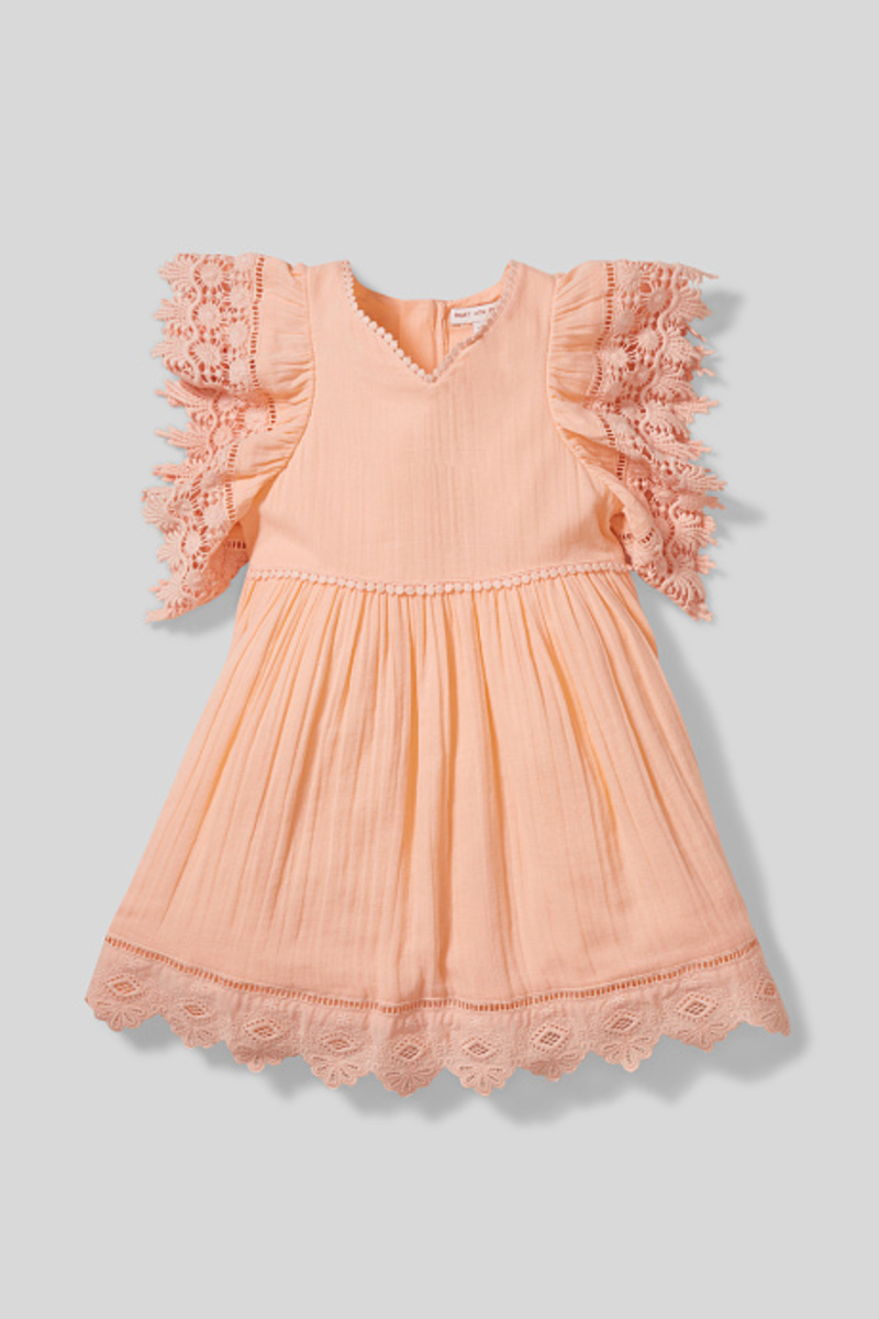 Bild 1 von C&A Kleid, Rot, Größe: 158