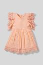Bild 2 von C&A Kleid, Rot, Größe: 158