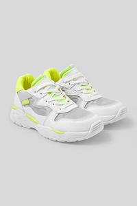 C&A Tom Tailor-Sneaker, Weiß, Größe: 34