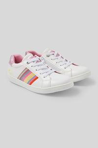 Tom Tailor - Sneaker - Lederimitat - Glanz-Effekt