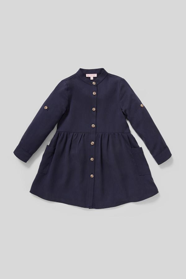 C&A Kleid, Blau, Größe: 158