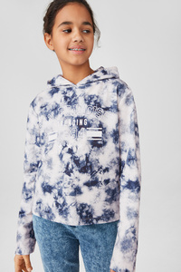 C&A Sweatshirt, Blau, Größe: 182