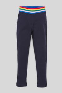 C&A Jogginghose-Bio-Baumwolle, Blau, Größe: 134