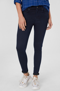 C&A THE SKINNY JEANS-One Size Fits More, Blau, Größe: 42-46