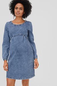 C&A Umstands-Jeanskleid, Blau, Größe: 48
