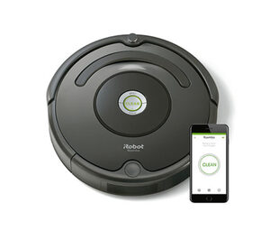 iRobot-»Roomba® 676«-Saugroboter
