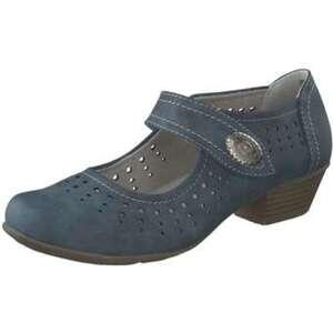 Inspired Shoes Spangenpumps Damen blau